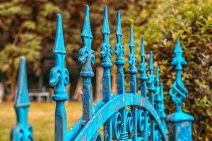 Glendale Fence Iron