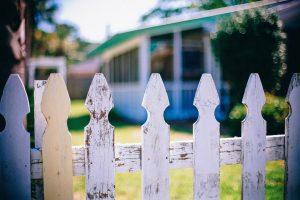 Glendale Fencing Picket fence