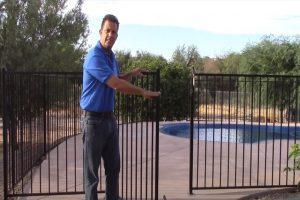 Glendale Pool Fence