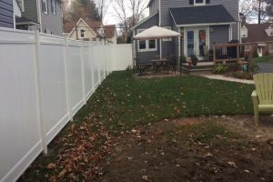 Glendale Fence Installation vinyl privacy fence