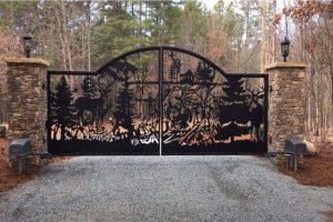 Glendale Fence Installations Automatic Custom Gates